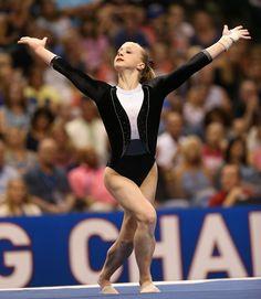 Bailie Key 2015 US National Gymnastics Championship Leotard