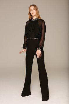 Agnona Fall 2015 Ready-to-Wear Fashion Show