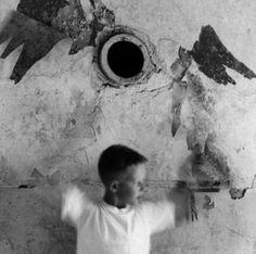 Ralph Eugene Meatyard • Wings