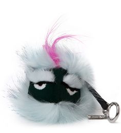 Fendi Monster Keychain  Price : 850.00$