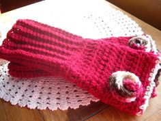 Fingerless Gloves by Yarniwa by yarniwa on Etsy, $24.00