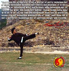 ~Jeet Kune Do - Way of the Intercepting Fist~