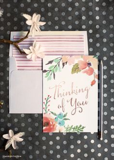 card making ideas free printables Free Printable Cards for National Letter Writing Month Card Making Ideas Free Printables, Free Printable Gift Tags, Floral Printables, Free Cards, Sympathy Cards, Happy Birthday Cards, Color Card, Card Tags, Greeting Cards Handmade