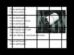 ▶ It's An Earthquake Song - YouTube