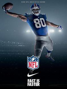 Nike x NFL - New York Giants #nyg