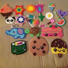 Perler bead creations by charlene_b10