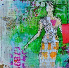 Mixed Media Artwork, Mixed Media Collage, Art Journal Pages, Art Journaling, Art Journal Inspiration, Journal Ideas, 3 Arts, Gcse Art, Stencils