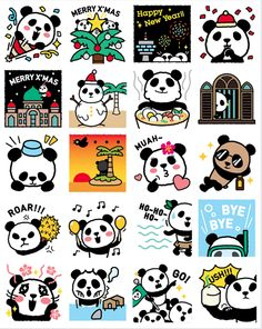1600 Pandas Tour 2 by Paulo G. x ARR #FacebookSticker #view #Medialogist