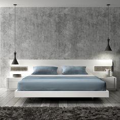 Premium Modern Bedroom Contemporary Bed Modern Bed New York NY New Jersey NJ furniture Bedroom Furniture Design, Modern Bedroom Design, Master Bedroom Design, Contemporary Bedroom, Bed Furniture, Home Decor Bedroom, Bedroom Designs, Furniture Stores, Dream Bedroom
