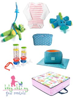 Win a @Celebrity Baby Trends Prize Pack of their top picks for mom & baby!