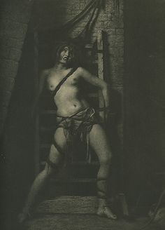 The Heretic by William Mortensen