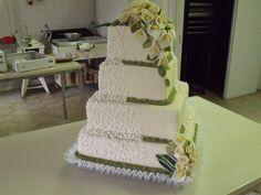 szögletes esküvői torta esküvői torta képek   Google keresés   Esküvői torta   Pinterest  szögletes esküvői torta