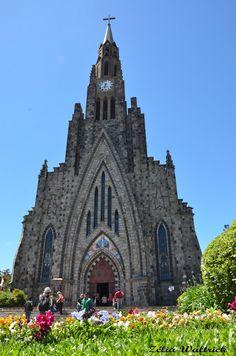 Catedral Nossa Senhora de Lourdes - Canela RS