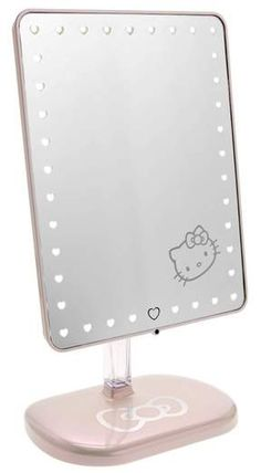 Impressions Vanity Co. Hello Kitty Edition Touch Pro LED Makeup Mirror with Bluetooth(R) Audio & Speakerphone #ad#lightedmakeupmirror#hellokitty