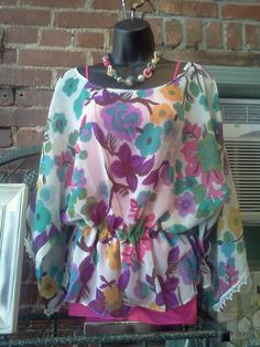 Beautiful Spring colors at Audacious Boutique! Don't you need this in your closet??!! $38.99