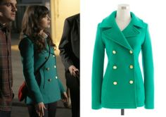 I ordered this coat: J.Crew Majesty Peacoat in Dublin Green.  I'm so ready to wear on my visit to NYC.  :)