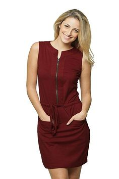 de88bf74d89 Miss Chase Women s Cotton Shift Dress  Amazon.in  Clothing   Accessories