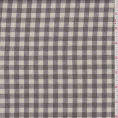 Beige Plaid Suiting - 28574 | Discount By The Yard | Fashion Fabrics