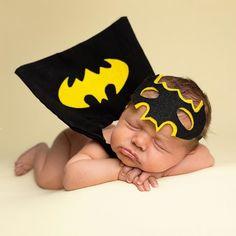 regram @dinkyfeetphoto Batman-not-rising. Just chilling.  #babyphotos #batman #modern #newbornphotographer #newbornphotography #babiesofinstagram  Just browsing thru suggestions N found these beautiful little cherubs  #dailyinspiration  #bekindalways  #beautiful_innocence