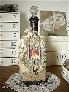 Altered Bottle...Really nice site