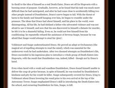 Pottermore: Draco Malfoy Part 5 Harry Potter Pottermore, Harry Potter Films, Harry Potter Love, Harry Potter Universal, Slytherin House, Slytherin Pride, Hogwarts, Dramione, Drarry