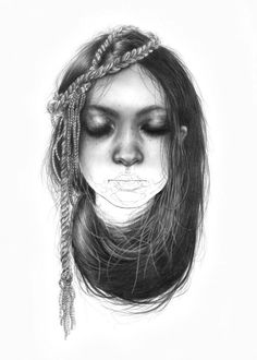 emokih submitted ————– Untitled Graphite and Pastel, 2016