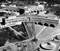 Marcel Breuer - IBM Research Center, La Gaude - 1962