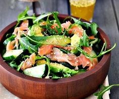#salad #nutrition #greens #fit