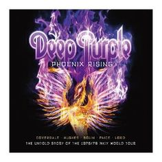 """L'album dei #DeepPurple intitolato """"Phoenix Rising """". L'album ha la durata totale di un'ora e racchiude materiale live inedito della lunga carriera dei Deep Purple. Troverete molte tracce appositamente selezionate (Burn, Lady Luck, Gettin' Tighter, Smoke On The Water, Homeward Strut, Love Child, Stormbringer, Lazy e Highway Star) dai concerti tenuti in tutto il mondo, tra cui moltissimi inediti.   Il DVD/Blu-ray contiene la registrazione di una delle ultime performance del 1975 con la lineup…"""