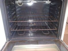 A Blessed Home: Homemade Oven cleaner (updated)