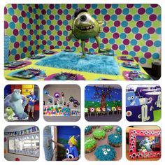 Monster Party : decorations, games, crafts, and treats.