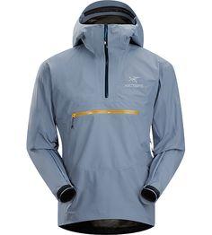 Arc'teryx Alpha SL Pullover waterproof / windproof jacket
