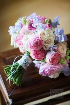 #wedding #bouquet #pink #white #lavender