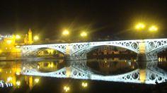 Puente de Triana. Sevilla