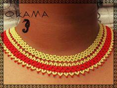 okamapurü embera bead necklace