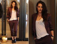 Batalha de looks: Kristen Stewart x Robert Pattinson! - Radar Fashion - CAPRICHO