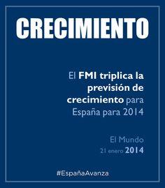 CRECIMIENTO #DEN2014