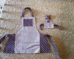For an American Girl and her friend. Great DIY for that special little girl.
