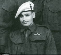 Sgt Lilley, MM
