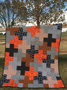 Ou Sooners Quilt Pattern And It S Always A Treat To Fire