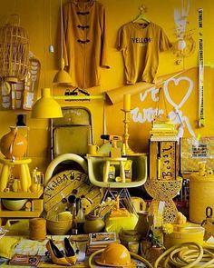 Желтый: инструкция по приручению и применению - Ярмарка Мастеров - ручная работа, handmade