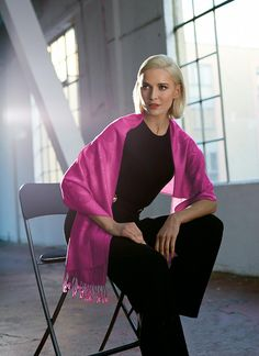 Pure New Wool Magenta Celtic Scarf: Combining classic Celtic designs with the richness of pure new wool, this elegant scarf has a soft and luxurious feel. Woolen Mills, Celtic Designs, Wool Scarf, Vibrant Colors, Colorful, Summer Collection, Womens Scarves, Magenta, Tartan