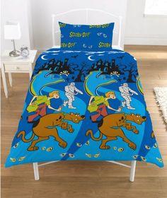 scooby doo twin bed comforter - Scoobydoo Bedding