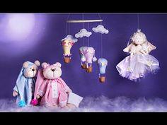 Curso online de Decoração em tecido: anjos, fadas e encantos | eduK.com.br - YouTube