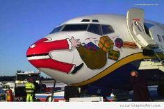 L'Accident du Père Noel !