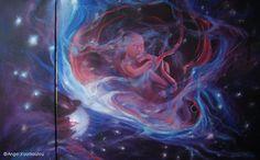 ΓΕΝΕΣΙΣ VI, λάδι σε καμβά, 130x80cm, 2012 GENESIS VI, oil on canvas, 130x80cm, 2012