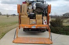 This business provides hauling and cleanouts for residential and commercial clients. They make sure all unwanted items are removed from your homes and businesses.