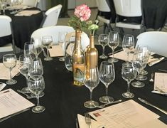 Texas wine history and pairing event.