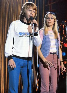 Your favourite Agnetha and Björn pic - Seite 20 | www.abba4ever.com