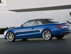 Audi S5 Cabriolet parts - http://autotras.com